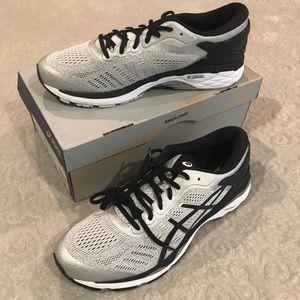 ASICS gel kayano 24 Men's running shoes size 11
